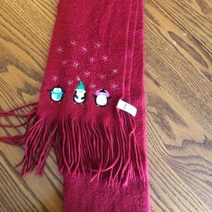 Joe Boxer scarf